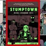 Stumptown #4 - recenzja komiksu