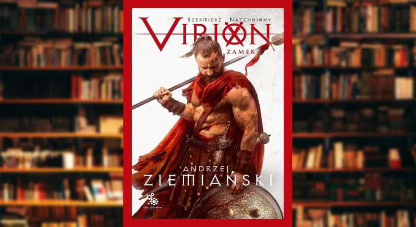 Virion Zamek - recenzja książki