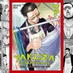 Yakuza w fartuszku #3 - recenzja mangi