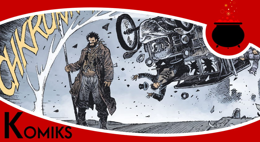 Aristophania #1 - recenzja komiksu