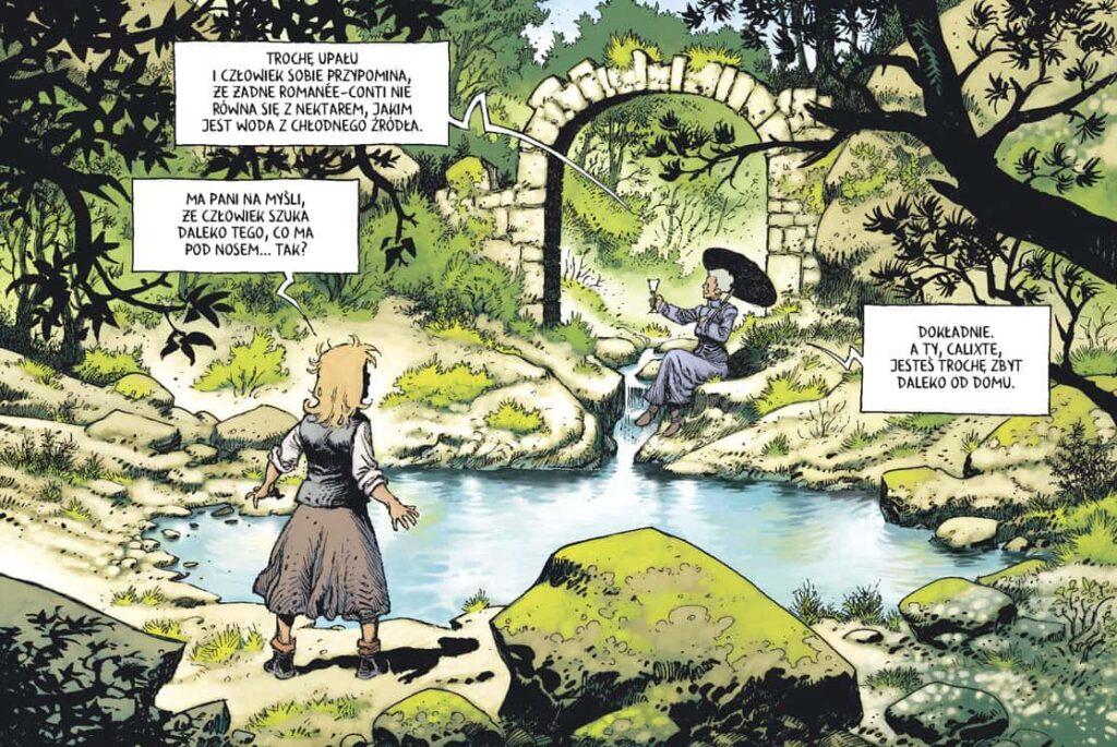 Aristophania #1 - rysunek 3