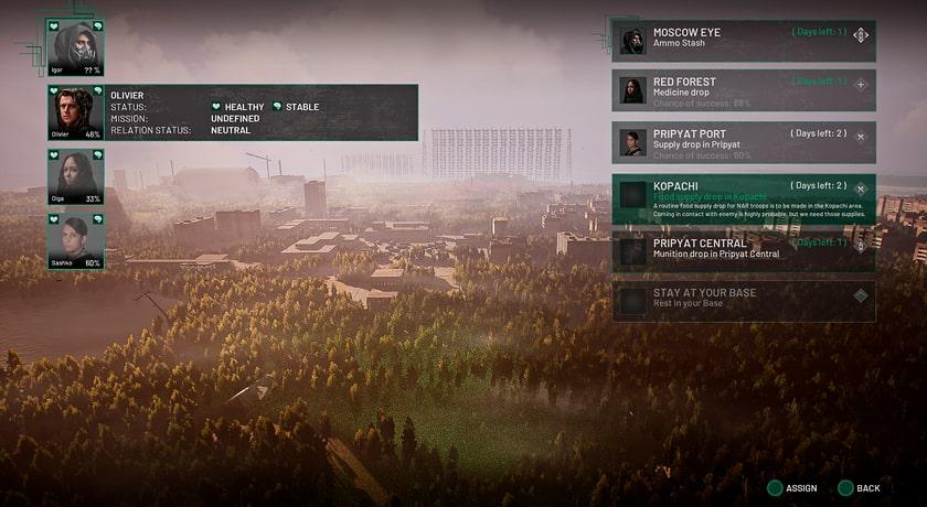 Chernobylite - grafika 2