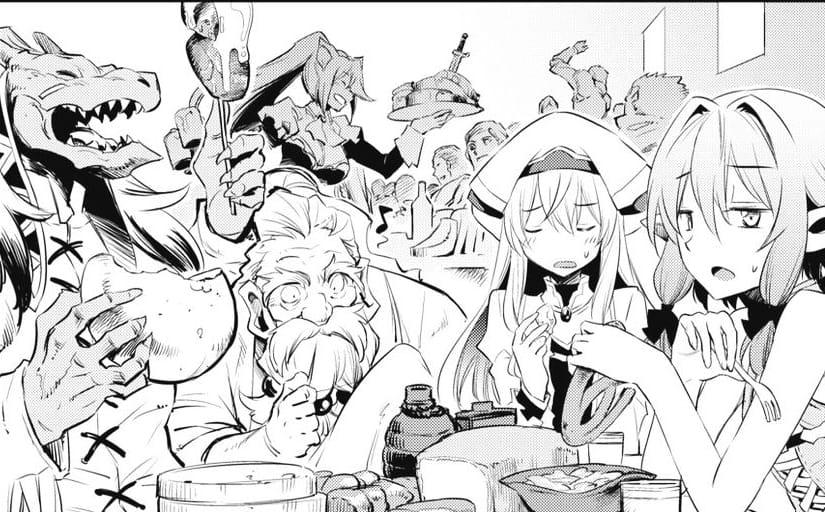 Goblin Slayer #4 - rysunek 2