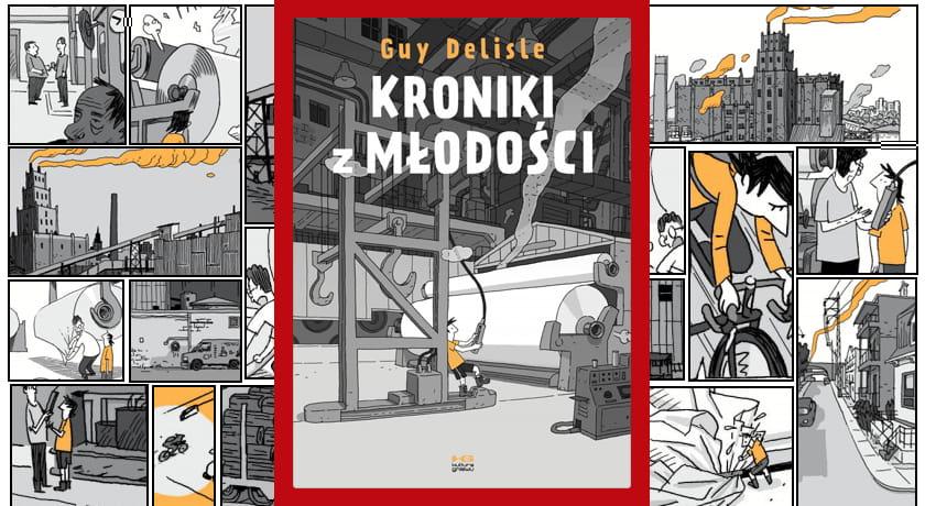 Kroniki z młodości - recenzja komiksu