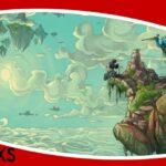 Miki i kraina Pradawnych - recenzja komiksu