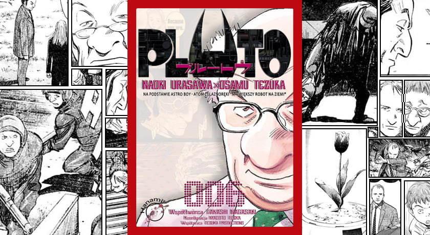 Pluto #6 - recenzja mangi
